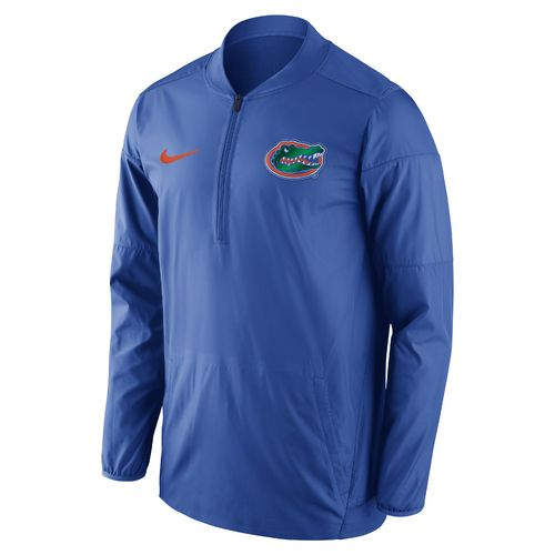 Nike™ Men's University of Florida Lockdown 1/2 Zip Jacket