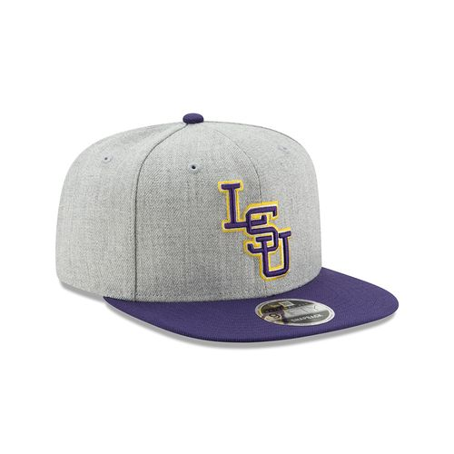 New Era Men's Louisiana State University Original Fit 9FIFTY® Cap - view number 3