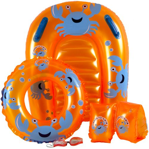 Poolmaster Little Ones Crab Swim Set - view number 1
