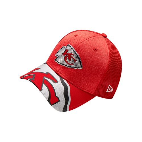 New Era Men's Kansas City Chiefs 39THIRTY NFL17 On Stage Cap - view number 7