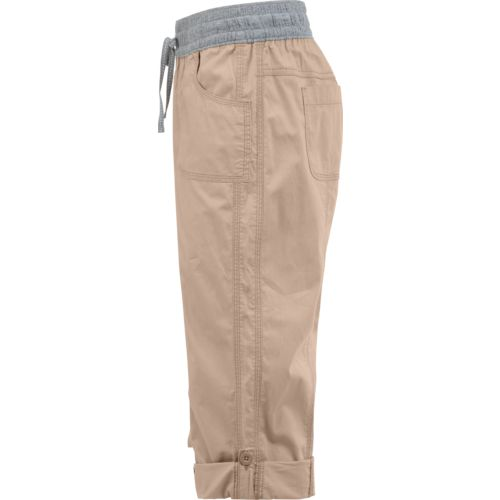 BCG Women's Weekend Lifestyle Capri Pant - view number 5