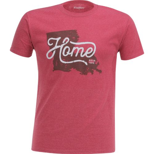 Academy Sports + Outdoors Men's State Love T-shirt