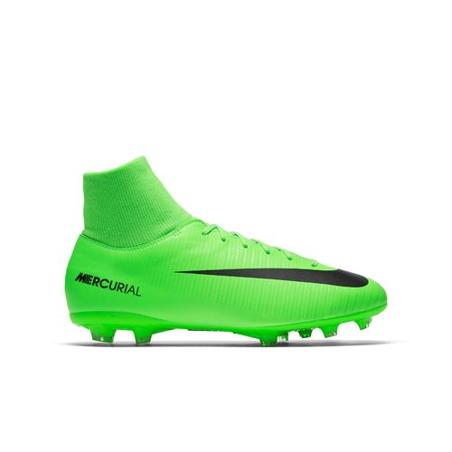 Nike Boys' Mercurial Victory VI Dynamic Fit Firm Ground Soccer Shoes