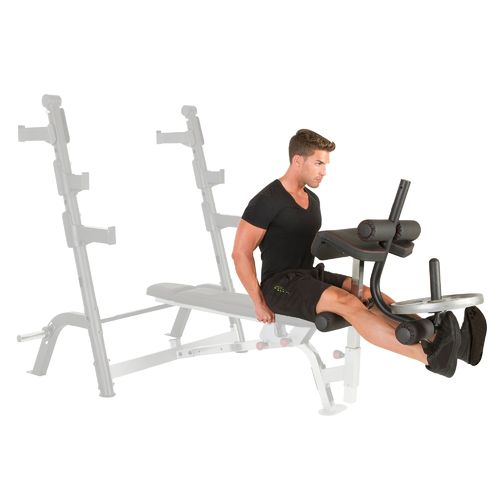 Fitness Reality X-Class Olympic Preacher Curl and Leg Developer Attachment - view number 9