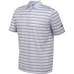 Callaway Men's Heather Stripe Performance Golf Polo Shirt - view number 3