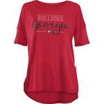 Three Squared Juniors' University of Georgia Script T-shirt - view number 1