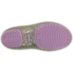 Crocs Girls' Isabella Glitter Flats - view number 4