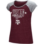 Colosseum Athletics Girls' Texas A&M University Sprints T-shirt - view number 1