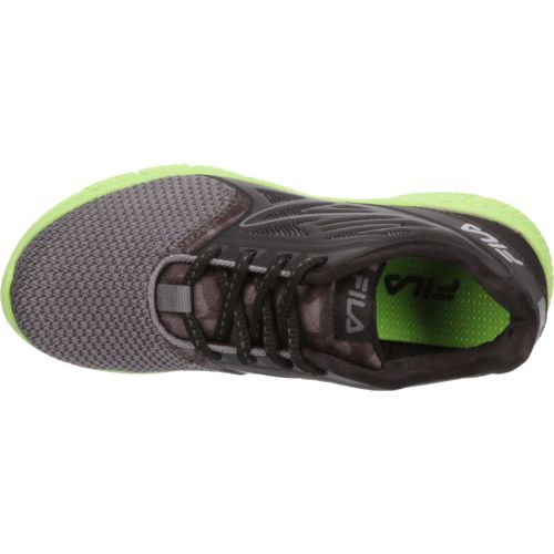 Fila™ Boys' Broadwave TN Training Shoes - view number 4