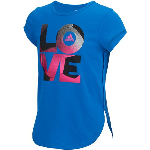 adidas Girls' All Star T-shirt - view number 1