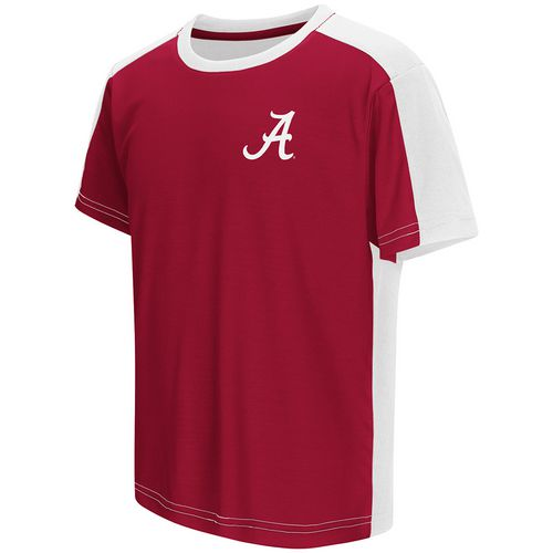 Colosseum Athletics Boys' University of Alabama Short Sleeve T-shirt