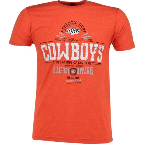 New World Graphics Men's Oklahoma State University Legends of the Game T-shirt