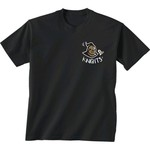 New World Graphics Girls' University of Central Florida Where the Heart Is Short Sleeve T-shirt - view number 2