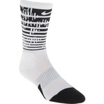 Nike Men's Elite 1.5 Graphic Crew Basketball Socks - view number 1