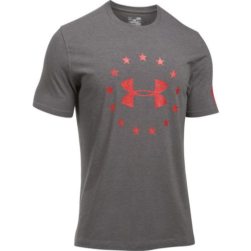Display product reviews for Under Armour Men's Freedom Logo T-shirt