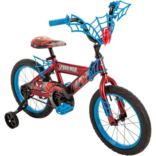Display product reviews for Huffy Boys' Marvel Spider-Man 16 in Bicycle