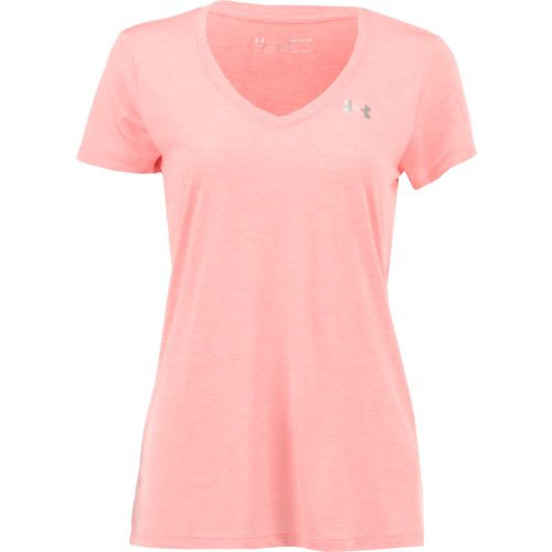 Display product reviews for Under Armour Women's Twisted Tech V-neck T-shirt