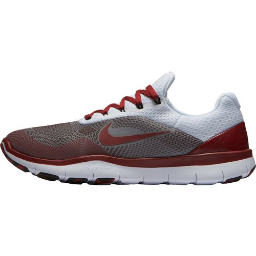 Nike Men's University of Oklahoma Free Trainer V7 Week Zero Training Shoes - view number 3