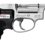Smith & Wesson 637 Airweight Crimson Trace Lasergrip .38 Special Revolver - view number 5