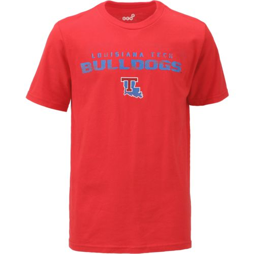 Gen2 Boys' Louisiana Tech University Nebula T-shirt
