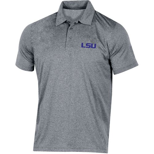 Champion Men's Louisiana State University Heather Polo Shirt