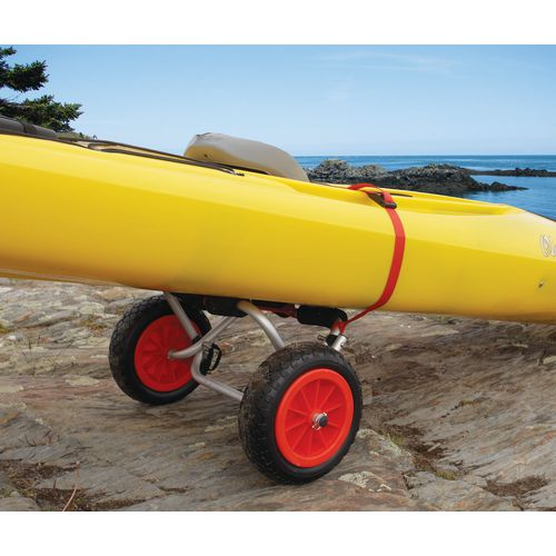 Malone Auto Racks Nomad Universal Kayak Cart with No-Flat Tires - view number 2