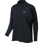Nike Women's Dry Element 1/2 Zip Plus Size Running Top - view number 3