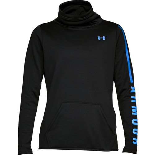 Under Armour Women's Armour Fleece Graphic Solid Sweatshirt