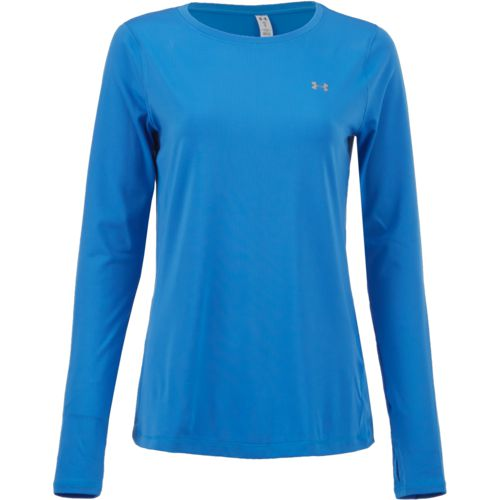 Display product reviews for Under Armour Women's HeatGear Armour Long Sleeve Shirt