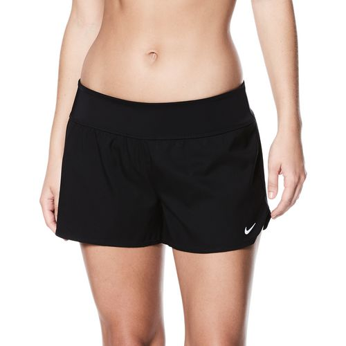 Nike Women's Solid Swim Board Short - view number 1