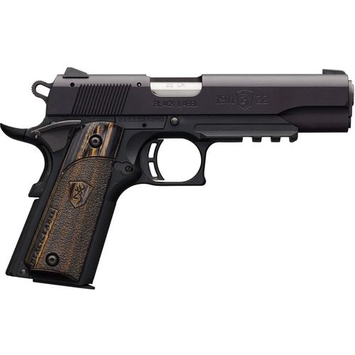 Browning 1911-22 A1 Black Label Laminate .22 LR Pistol - view number 1