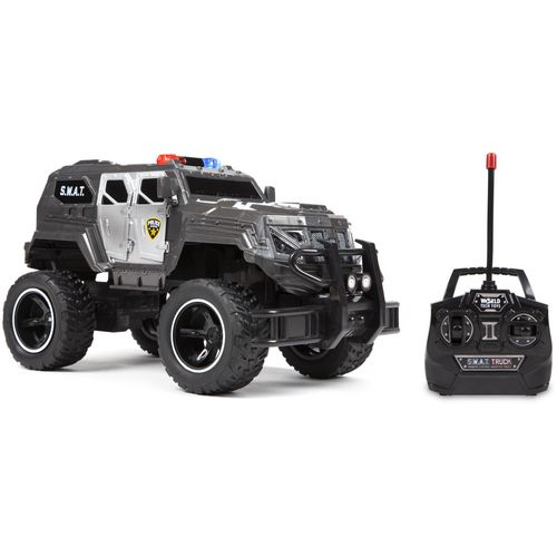 World Tech Toys S.W.A.T. RTR RC Monster Truck