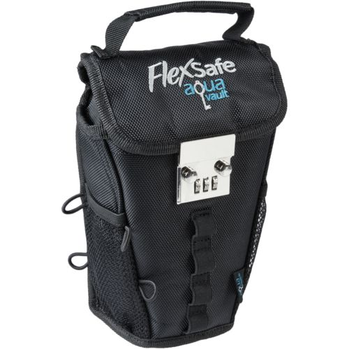 Display product reviews for AquaVault FlexSafe Portable Travel Safe