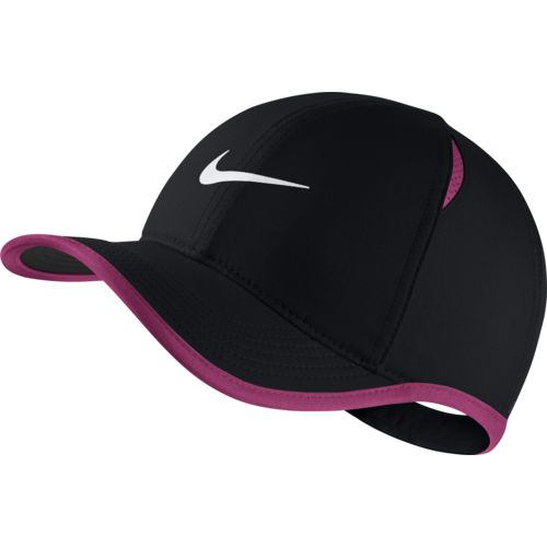 Display product reviews for Nike Girls' Featherlight Adjustable Hat