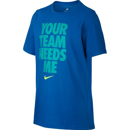 Nike Boys' Your Team Needs Me T-shirt - view number 2