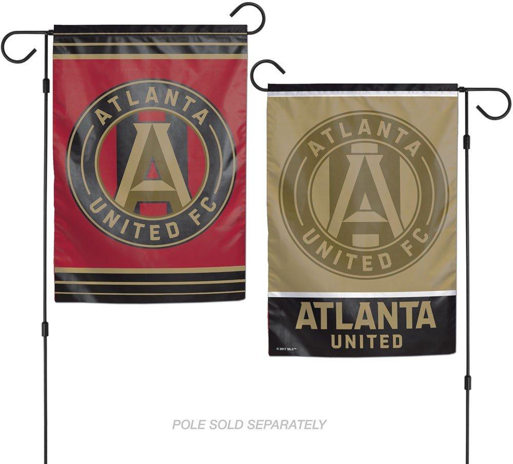 New WinCraft Atlanta United FC 2-Sided Garden Flag