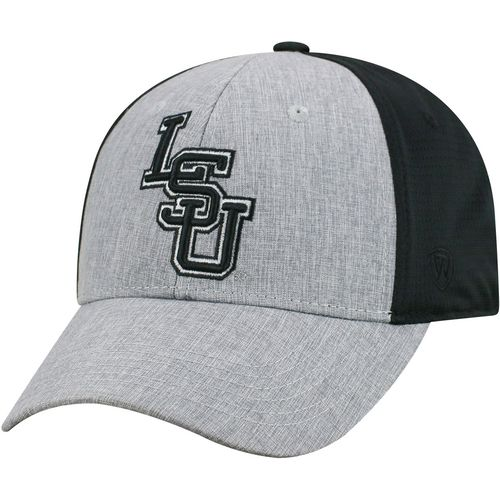 Top of the World Adults' Louisiana State University 2-Tone Fabooia Cap