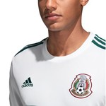 adidas Men's Mexico Replica Away Jersey - view number 7