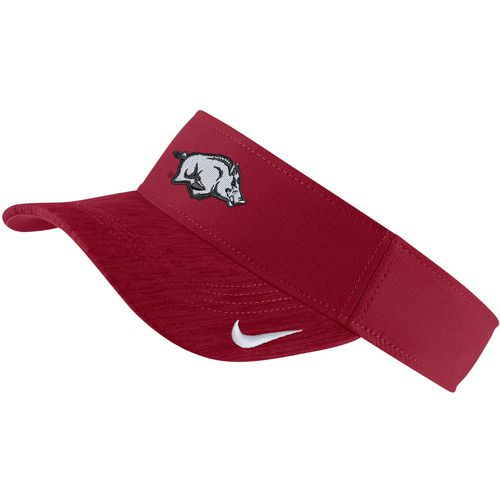 Nike Men's University of Arkansas Visor