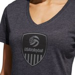 adidas Women's USA Volleyball Graphic T-shirt - view number 9
