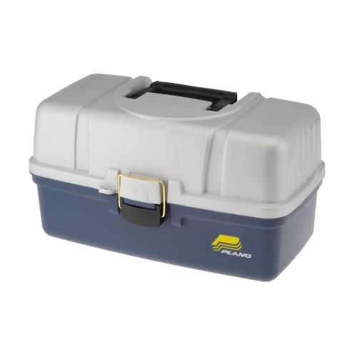 Display product reviews for Plano® Large 3-Tray Tackle Box