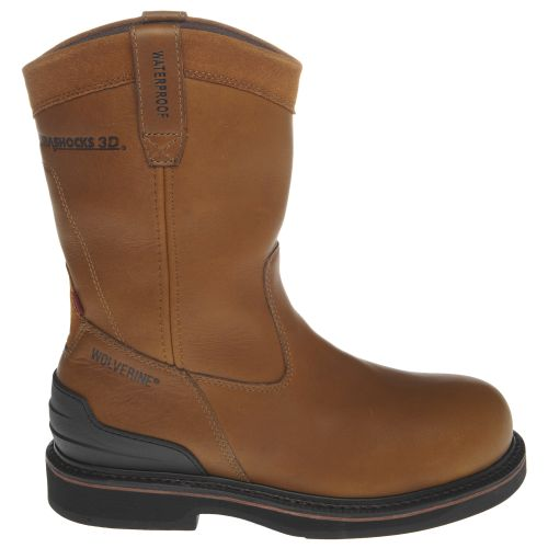 Wolverine Men's Triad Durashocks® 3D Waterproof Wellington Boots