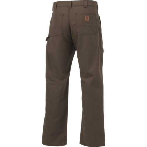 Carhartt Men's Canvas Dungaree Work Pant - view number 2