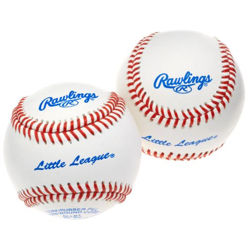 Display product reviews for Rawlings Little League Baseballs 2-Pack