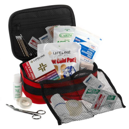 Display product reviews for Lifeline Base Camp 171-Piece First Aid Kit