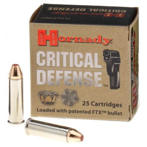 Hornady Critical Defense® .38 Special 110-Grain Handgun Ammunition