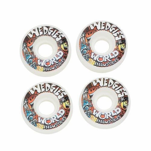 World Industries Flameboy PsychoThane 54 mm Wheels 4-Pack