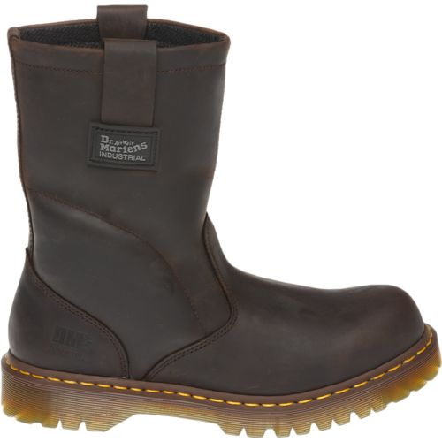 Dr. Martens Men's Industrial Wellington Work Boots