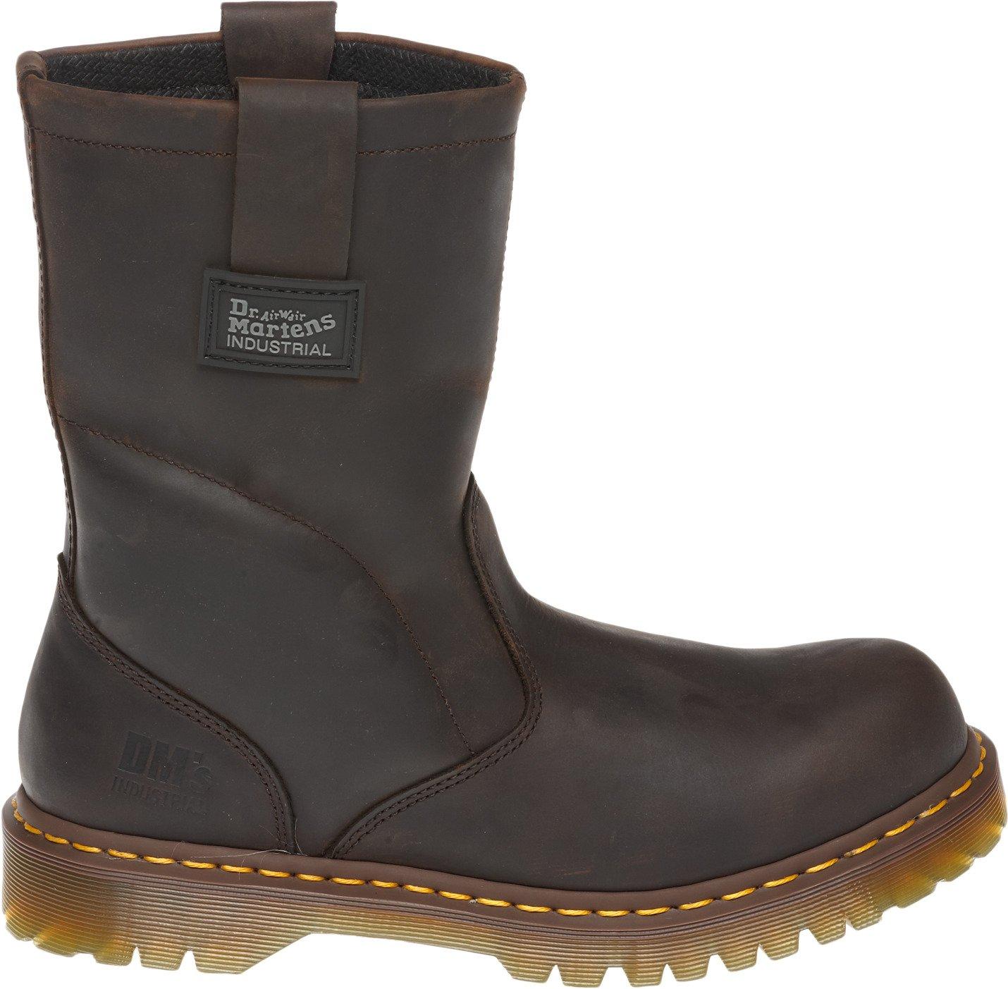 Dr. Martens Men's Industrial Wellington Work Boots
