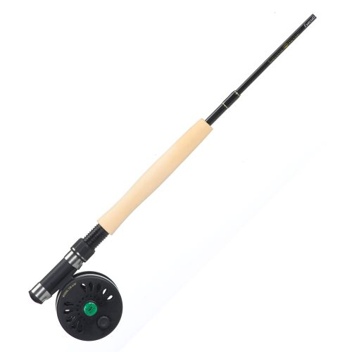 Crystal River Executive Pack 8' Freshwater/Saltwater Fly Rod and Reel Combo